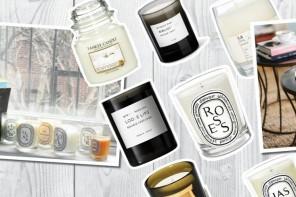 Odrobina luksusu - zapachowe świeczki