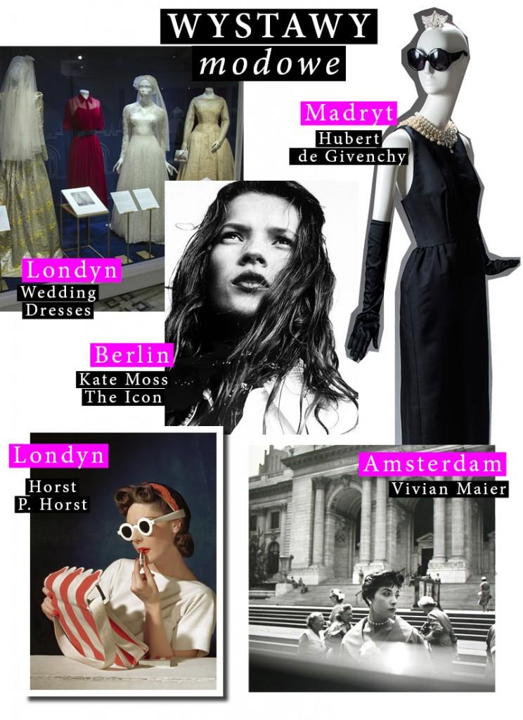 Wystawy mody, które warto zobaczyć.