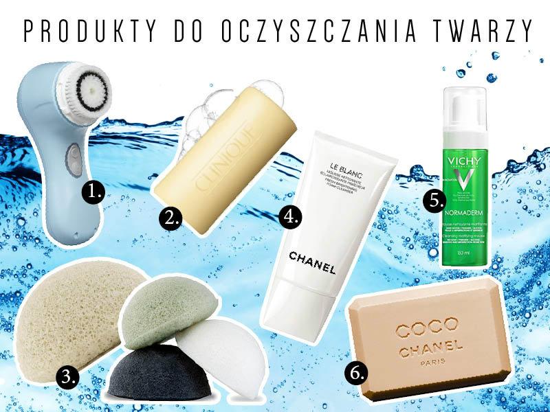 Jak oczyszczać twarz?