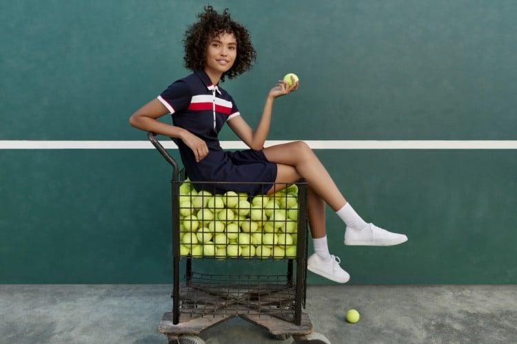 Zdjęcie z kampanii Fila dla Urban Outfitters 3