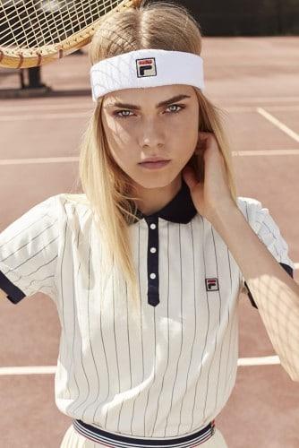Zdjęcie z kampanii Fila dla Urban Outfitters 4