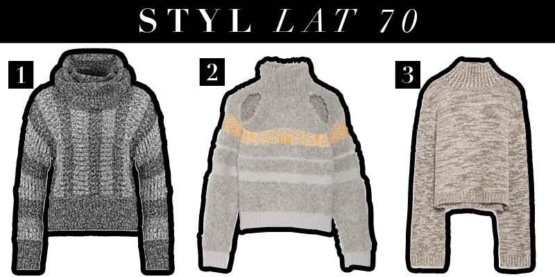 Golf – modny sweter na jesień zimę 2015