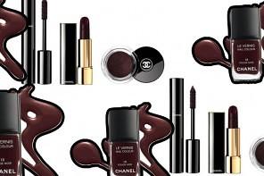 Kolekcja Chanel Rouge Noir Beauty