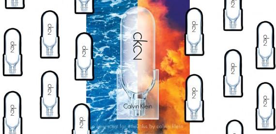 Nowe perfumy Calvin Klein cK2