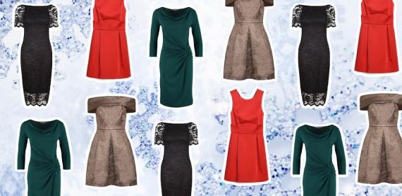 Sukienki na wigilię - duży przegląd