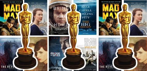 Nominacje Oscary 2016