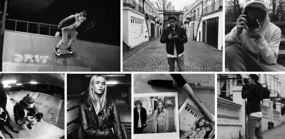 Brooklyn Beckham sfotografował nową kampanie Burberry