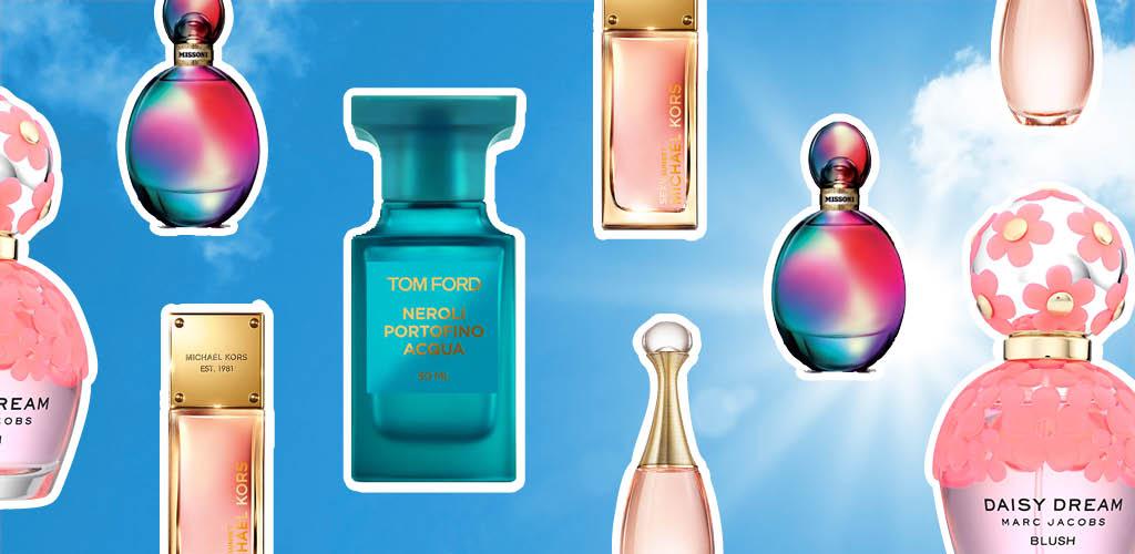 perfumy zapachy na lato 2016