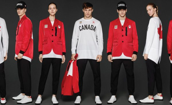 Teaser_Dsquared2 for Team Canada