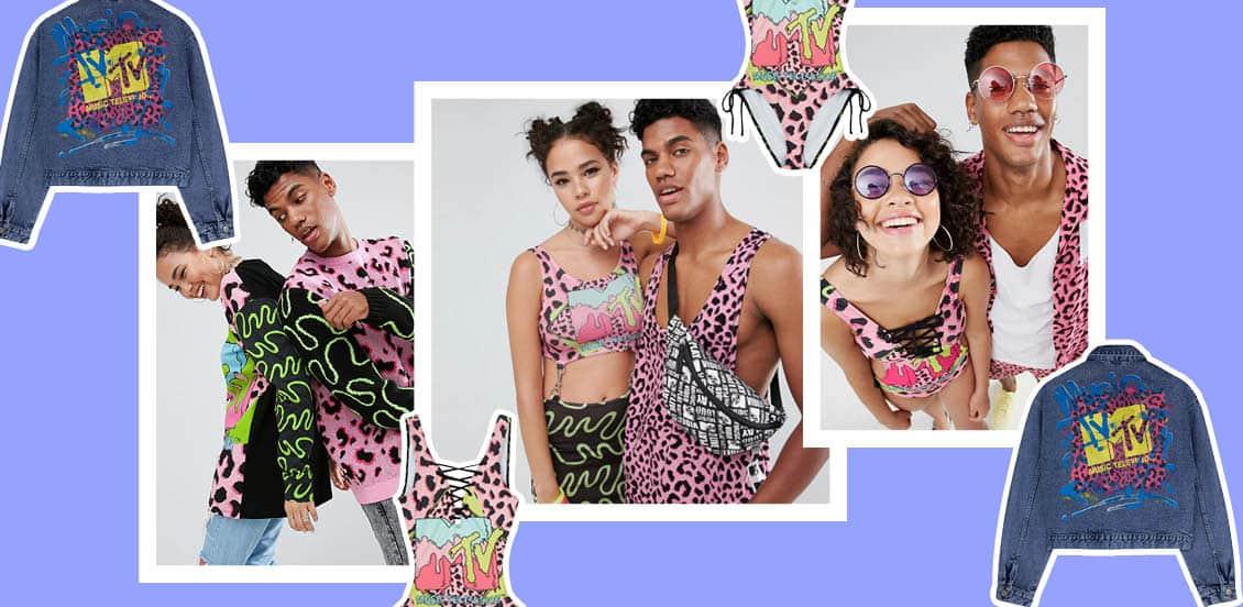 Kolaboracja MTV Asos