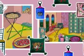 Gucci Décor kolekcja wnetrz dla domu