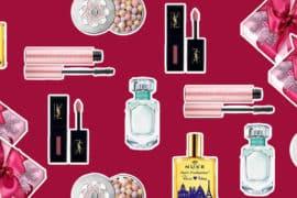 prezenty kosmetyki perfumy