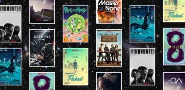 Najlepsze seriale Netflix Top 10