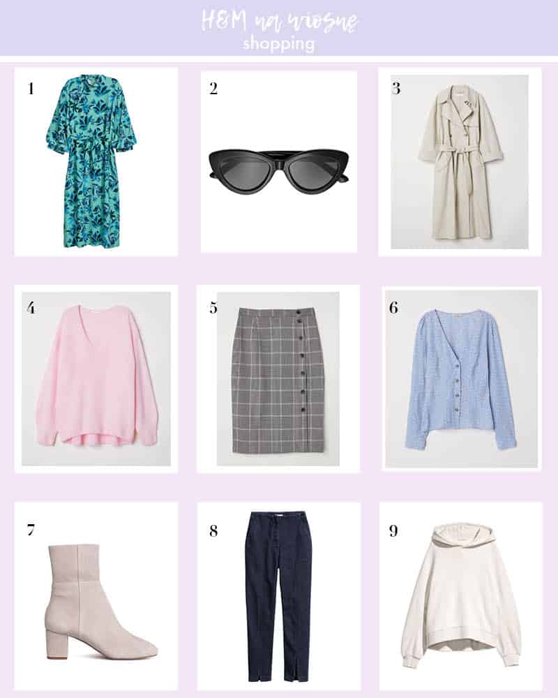 H&M trendy musthave