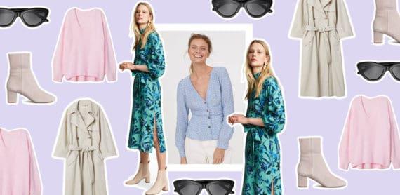 Top 9 z H&M na wiosnę Temat Moda