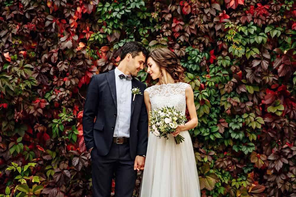 wesele jesien