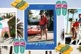 kolekcja kapielowa Happy Socks lato 2019
