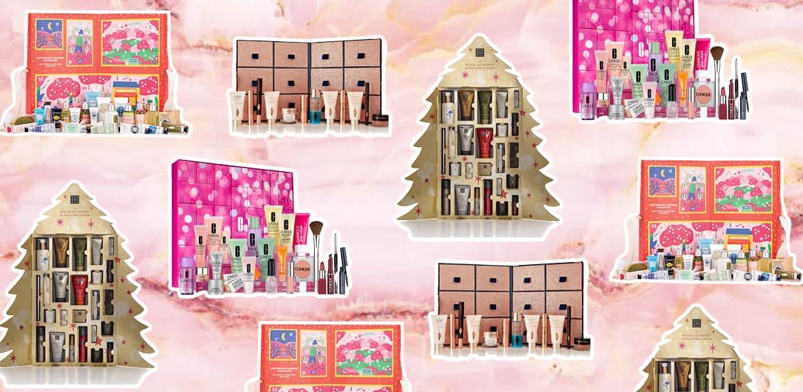 kosmetyczne kalendarze adwentowe