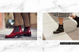 trendy obuwnicze jesień 2020